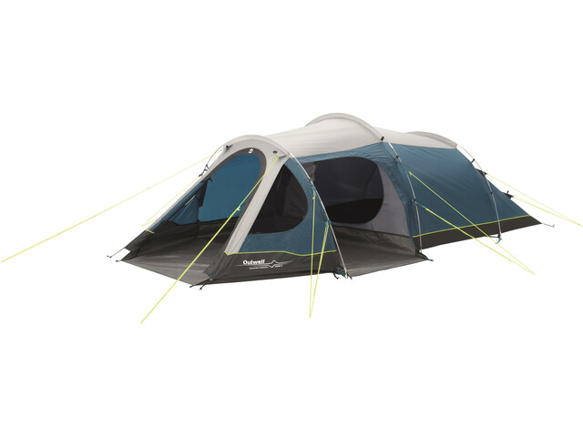 Outwell Earth 3 Tent, blue